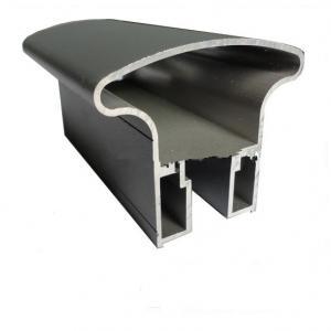 Best Building Industrial 4mm 6061 T6 Aluminum Extruded Profiles wholesale