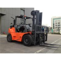 Best 6 Ton 7 Ton Sit Down Propane Forklift , CNG Forklifts Used In Warehouses wholesale