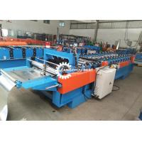 Best Portable KR-18 Standing Seam Roofing Snap Lock Forming Machine For Sheet wholesale