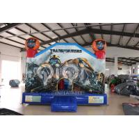 Best Inflatable transformers bumblebee bouncer wholesale