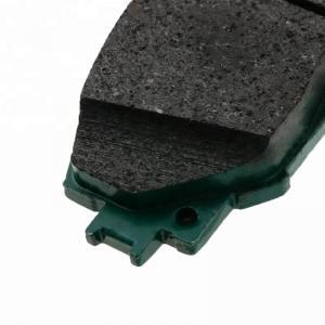 Best Prolonged Wear Automotive Brake Pads 04465-12610 No Dust Wear - Resistant wholesale