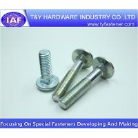 China TY carriage bolts din 607/din 603 on sale