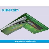 Best Multi Language Rechargeable LCD Video Brochure High - Definition with HiFI Speaker wholesale