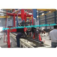 Best High Efficiency Gantry Welding Machine For H Beam Trailer Beam Tapered Beam wholesale
