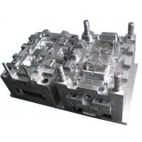 China Anti Corrosion Injection Mold Maker Hot Cold Runner Easy Installation Stable on sale