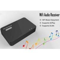 Best AirPlay / DLNA WiFi Audio Receiver Wireless support FLAC / ALAC wholesale
