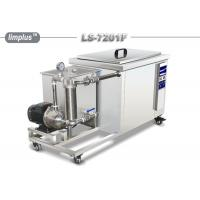 Best Limplus Single Tank Industrial Ultrasonic Cleaner With Filteration And Skimming wholesale