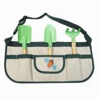 Best Garden Tool Set with 600D Polyester Handbag wholesale