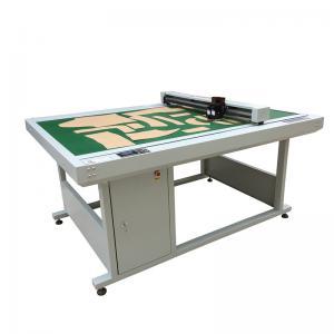 Best High Speed Vertical Cutting Plotter , 220 Voltage Flatbed Cutting Machine wholesale