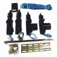 Cheap 4 Doors Car Central Locking System with Immovable Head and Strong Force for sale