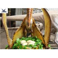 Best Jurassic World Playground Life Size Animatronic Robotic Dinosaur Realistic Model wholesale