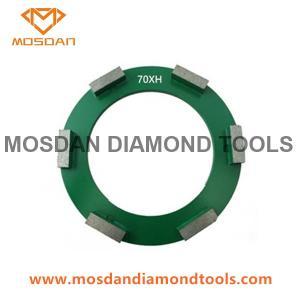 China Klindex Mts Grinding Diamond Ring Tools with 6 Bars on sale