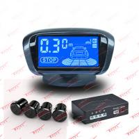 Best Wireless English voice LCD Parking Sensor System RS-109-4M wholesale