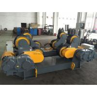 Best 40 Ton CE Approved Pipe Welding Rotator For Offshore Pipe / Pressure Vessel wholesale