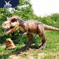 Best Professional Mechanical Dinosaur Model Animatronic Dino Decoration AC Voltage wholesale