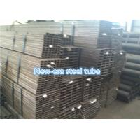 China Cold Formed Hollow Section Steel Tube , Hexagonal / Rectangular Steel Tubing on sale