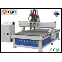 Buy cheap Vacuum absorption CNC Router 1325 CNC Router machine Wood Carving CNC Machine from wholesalers