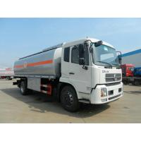 China Dongfeng King Run 4x2 Drive Oil Tanker Truck Heavy Duty CCC ISO Aprroved on sale