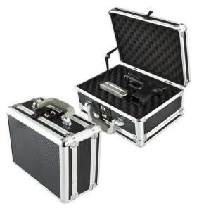 Best High Grade Beautiful Aluminum Gun Storage Case Handheld Style With Foam wholesale