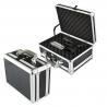 Buy cheap High Grade Beautiful Aluminum Gun Storage Case Handheld Style With Foam from wholesalers