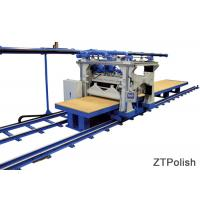 Best Compact Stainless Steel Polishing Machine Easy Operate With High Production Efficiency wholesale
