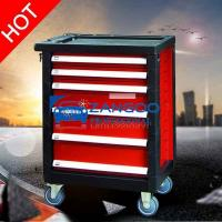 Best 6 Drawer Mobile Roller Tool Cabinet With 185pc Hand Tool Trolley wholesale