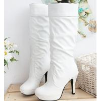 China High heel woman boots on sale