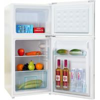 China Home Portable 450L Double Door Refrigerator Automatic R600A with High Efficiency on sale