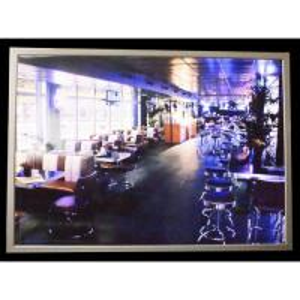 China Super slim LED light box    advertising light box on sale