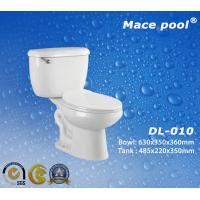 Best Bathroom Sanitary Wares Two-Piece Toilets Water Closet  (DL-010) wholesale