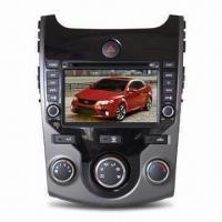 Best Car CD Player, DVD, GPS, OEM DVD, 2-DIN DVD, 1-DIN and Dual-zone Function, 4 x 45W Amplifier wholesale