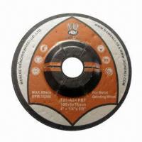 Best Grinding Disc with High Stock Removal, Suitable for Metal wholesale
