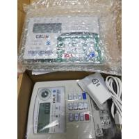Best Micro Grid STS Single Phase Power Meter Prepayment Keypad Electricity Meter With  RF Communication wholesale