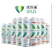 Best refrigerant gas R134a 1000g uiszl brand small can wholesale