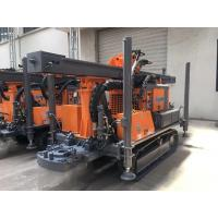 China 250m 300m FY300A/ FY300 STEEL TRACK CRAWLER WATER WELL DRILLING  machine portable truck mounted water well drilling rig on sale