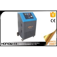 Best Heavy Duty AC Refrigerant Recovery Machine Charging Device 14400L/ Hour Vacuum Pump wholesale