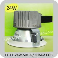 Best 24W New design ZHAGA COB led downlight fixture with 3 years warranty wholesale