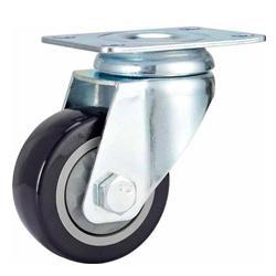 Best Swivel castor wheel,medium duty castor wheel,black lacquer castor wheel,caster wheel,trolley caster wholesale