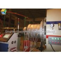 Easy Operation Plastic Pipe Extruder Machine HDPE Pipe Single Screw Extruders