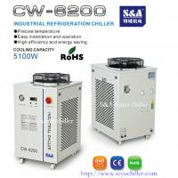 China S&A Water chiller for liquid nitrogen generator 220V 50/60Hz on sale