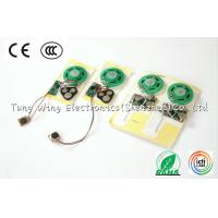 Best Personalized Round Greeting Card Sound Module Pull Tag Music Chips wholesale