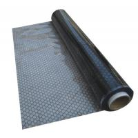 Best Black Anti Static Products , Rubber esd grid curtain 1.37m Width for workshop wholesale