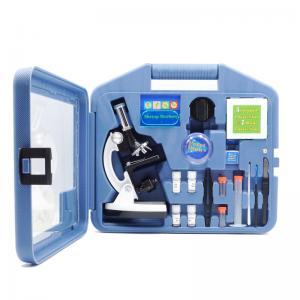 Best A11.1513 1200X Children Biological Microscope Educational Student Microscope Set wholesale