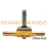 China 032L1217 s Type EVR 10 1/2 Refrigeration Solenoid Valve For Air Conditioning No Coil on sale