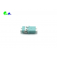 Best LC PC DX SC Footprint OM3 Fiber Optic Cable Adapter UL-94V0 wholesale