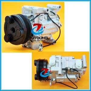 Best air conditioning compressor fit Mazda 3 5 2.0, 2.3 H12A1AH4DX BP4S-61-K00 BP4S61K00 4 seasons 58463 wholesale