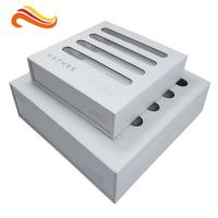 China Sleeve Box for children shoes, Chipboard box for cloth / dress / hat on sale