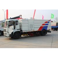 Best Japanese Kato technology 10CBM road sweeping trucks for exhibition wholesale