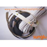 Best 12Vdc Flex LED Strip Lights 2.8W SMD3528  / 4500K Cabinet LED Tape Lighting wholesale