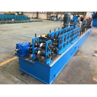 Buy cheap High Speed Profile Angle Roll Forming Machine with notching 3mm product